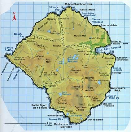The Papar Project  Hebrides  Papadil Small Isles Rm